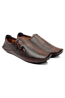 Mens PU Slipon Loafers