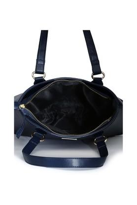 TRUFFLE COLLECTION - NavyTote - 3