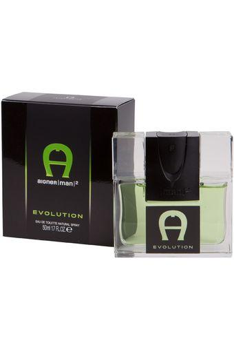 Mens Evolution Eau de Toilette - 50ml