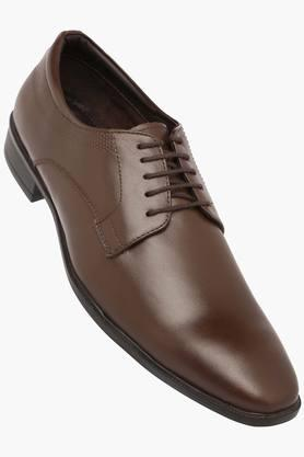 VETTORIO FRATINI Mens Leather Lace Up Derbys - 202801962