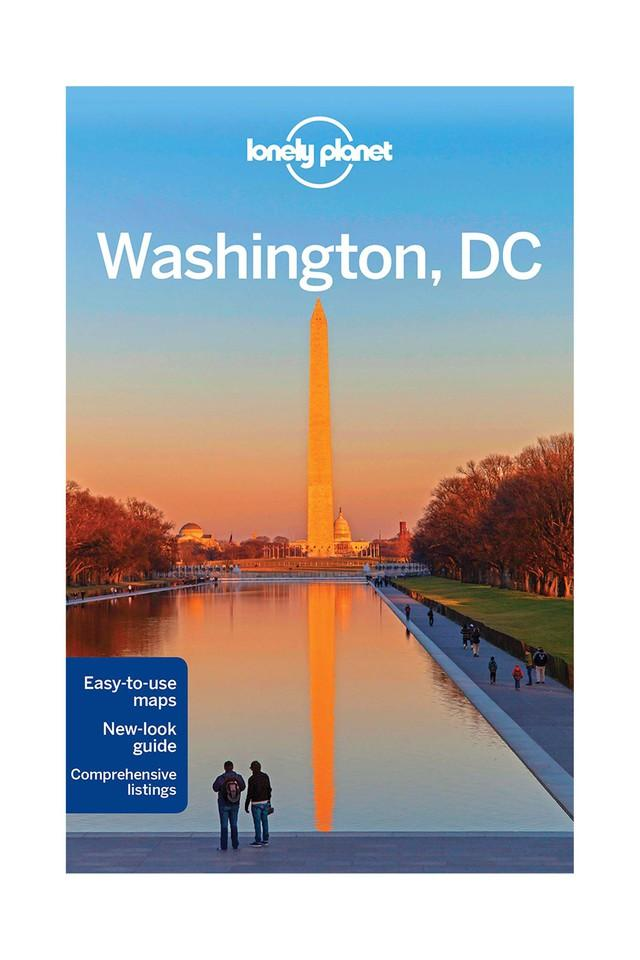Lonely Planet Washington DC (Travel Guide)
