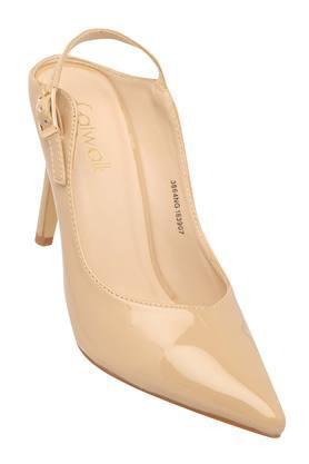 CATWALKWomens Casual Wear Buckle Closure Heels - 204602559_9111