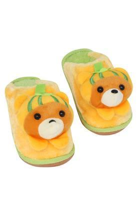 Solid Slipon Bath Slippers