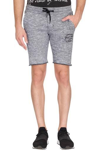 Mens 3 Pocket Textured Shorts