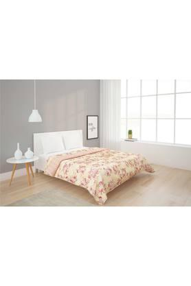 Printed Double AC Top Bed Sheet