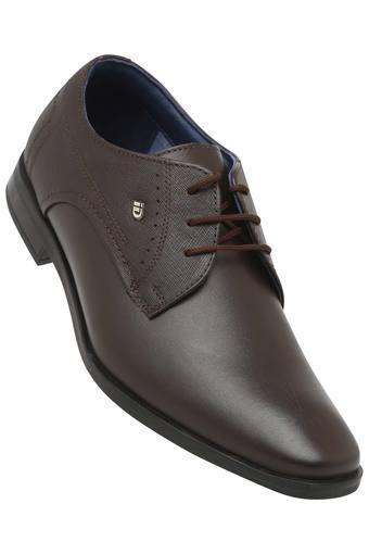 Buy ID Mens Lace Up Derbys   Shoppers Stop