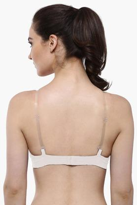 Womens Padded Non Wired Bra