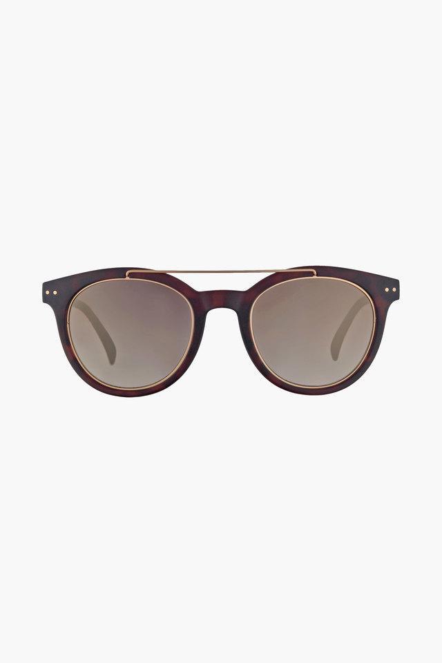 Womens Top Bar Gradient Sunglasses