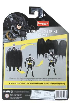 Kids Lightning Strike Batman Action Figure