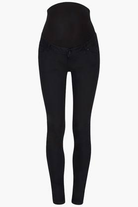 MOTHERCAREWomens 5 Pocket Solid Jeans