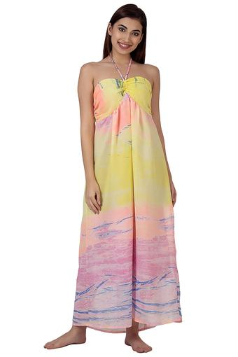 Buy CLOVIA Womens Printed Night Gown Online | Shoppers Stop