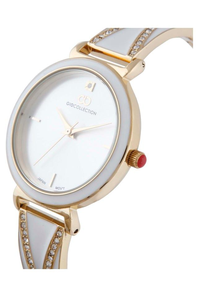 Womens Silver Dial Analog Watch G2110-33