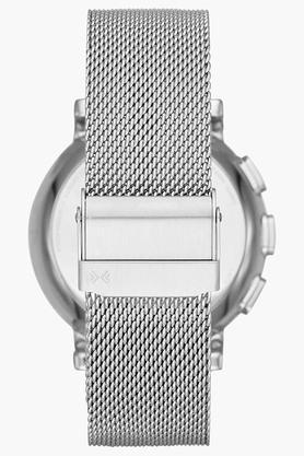 Mens Hagen Steel-Mesh Hybrid Smartwatch - SKT1100