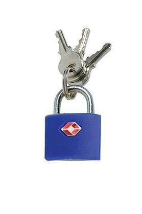 Unisex Metallic Key Lock