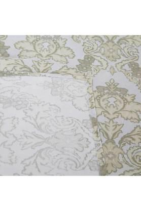 Vintage Mystical Karissa King Size Bedsheet with 2 Pillow Covers