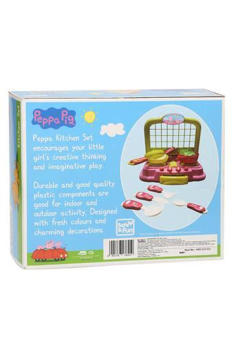 Unisex Peppa Pig Kitchen Set