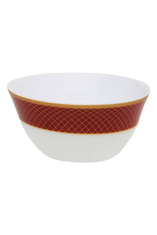 Regent Round Colour Block Soup Bowl
