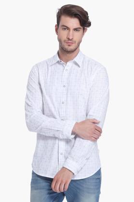 JACK AND JONESMens Mandarin Neck Printed Sweatshirt