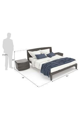 Black Aldura Bed