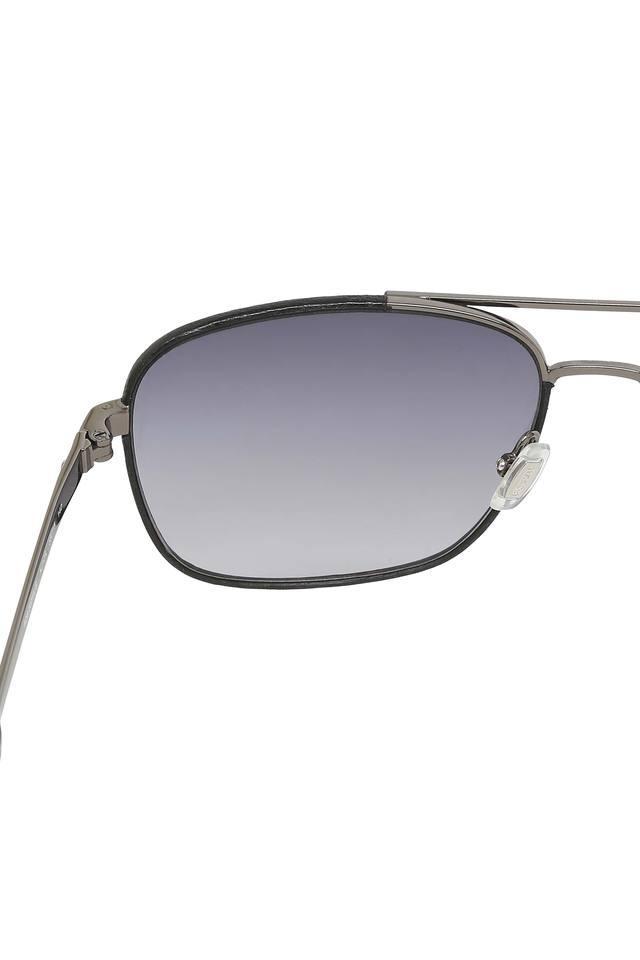 Unisex Full Rim Navigator Sunglasses - FOS2001LSKJ1ZR