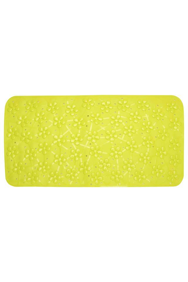 Printed Rectangle Bath Mat