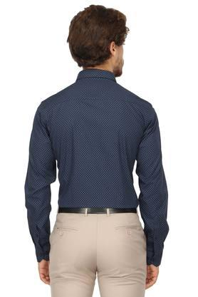 STOP - NavyFormal Shirts - 1