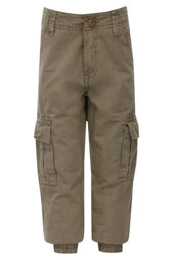 U.S. POLO ASSN. -  OliveBottomwear - Main