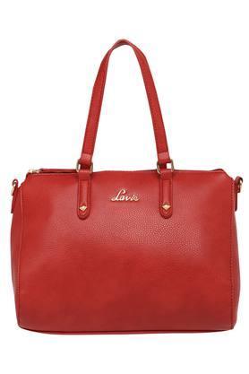 LAVIEWomens Zipper Closure Satchel Handbag - 203839573_9607