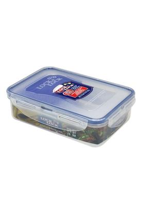 LOCK & LOCK Airtight Rectangular Storage Container With Box Set Of 2 - 550 Ml