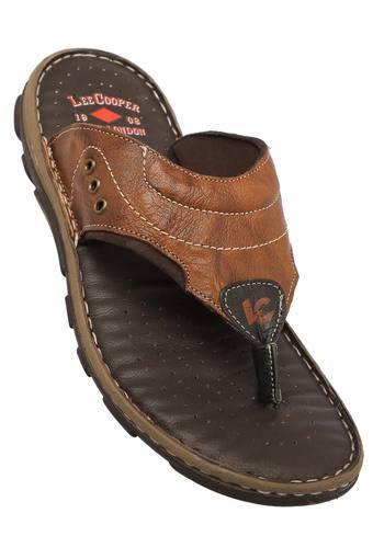 LEE COOPER -  TanSlippers & Flip Flops - Main