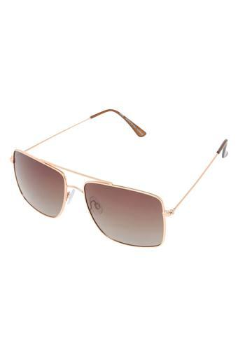 Mens Full Rim Navigator Sunglasses - LI140C48