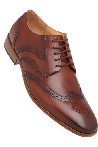 TRESMODE -  TanFormal Shoes - Main