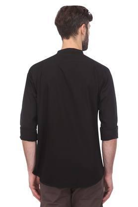 FRATINI - BlackCasual Shirts - 1