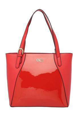 E2OWomens Zipper Closure Tote Handbag - 204276859_9607