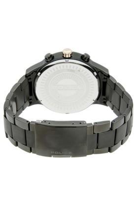 Mens Chronograph Metallic Watch