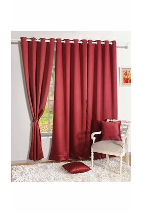Solid Door Curtain