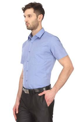 STOP - Blue Formal Shirts - 2