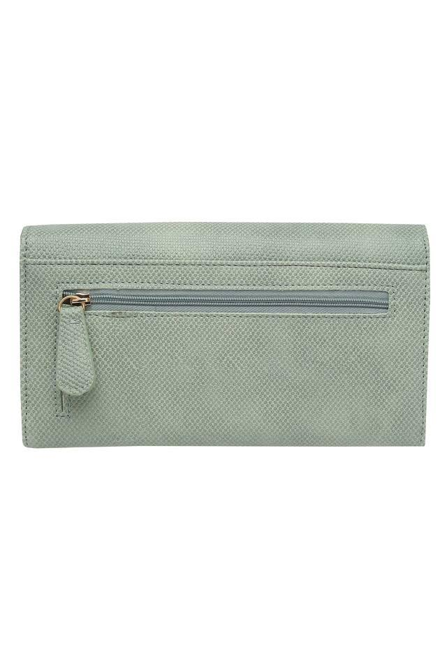 Womens Closure Sling Clutch