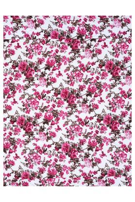 Floral Printed Single Bed Quilt