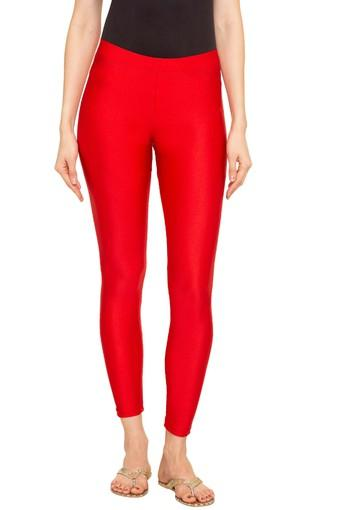 GO COLORS -  Red Jeans & Leggings - Main