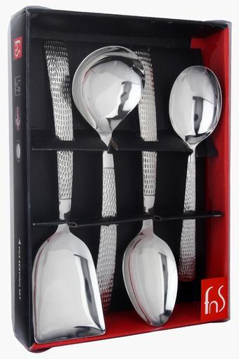 Madrid Serving Spoon Set of 4