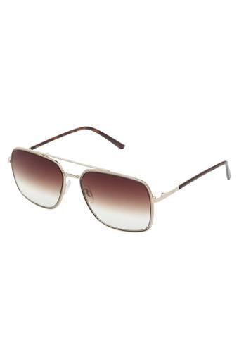 Mens Full Rim Navigator Sunglasses - IMS714C2SG