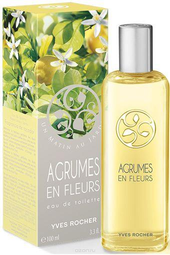 Womens Un Matin Au Jardin Citrus Flower Eau De Toilette - 100ml
