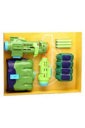 Unisex Hulk Gear Set