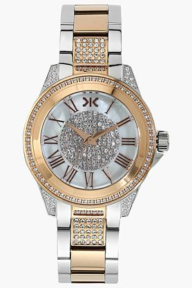 Womens Analogue Stainless Steel Watch - WI526C