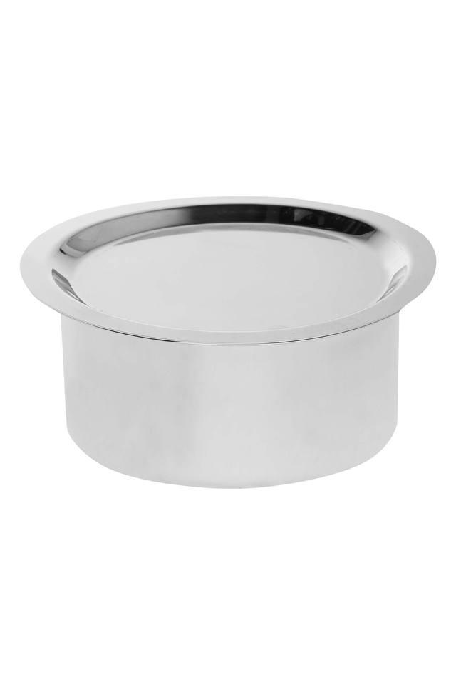 Cookware Pot With Lid and Sauce Pan - Set Of 3