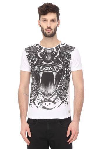 ED HARDY -  WhiteT-shirts - Main