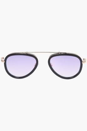 Unisex Mirror Reflection Aviator Sunglasses LIO7OC15