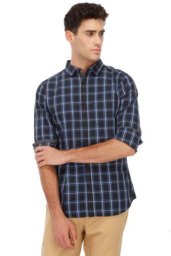 Mens Checked Casual Shirts