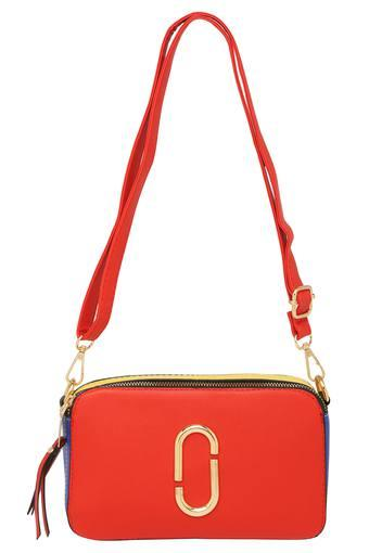 LIFE -  Red Handbags - Main